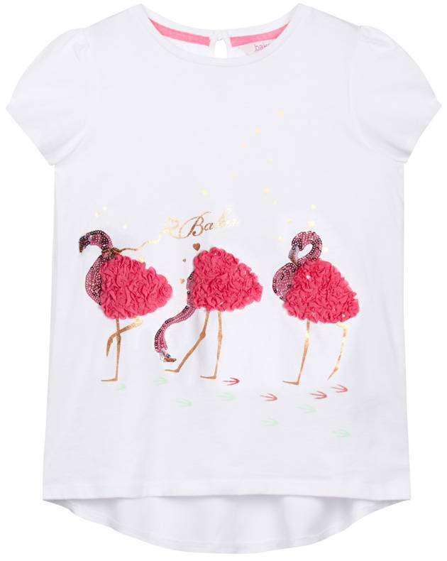 3D Flamingos From Ted Baker