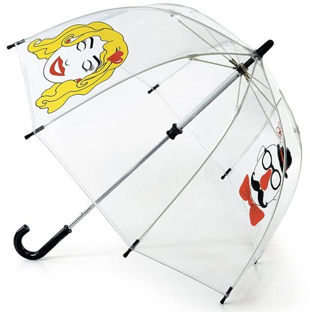 Funbrella 4 Funny Faces Umbrella