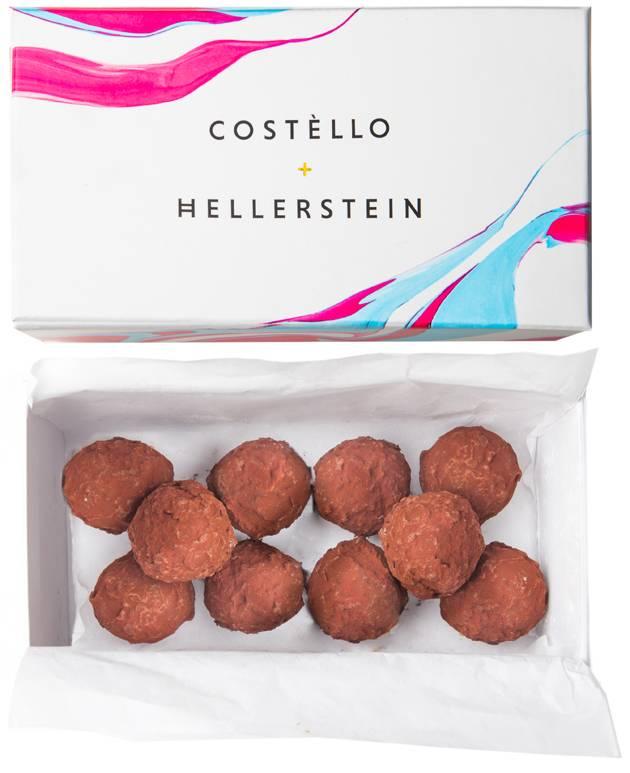Costello + Hellerstein Truffle Treats