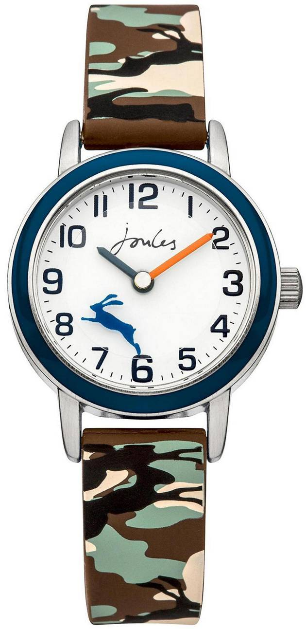 Camouflage watch for spying the time