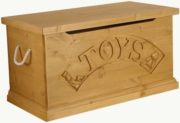 A Toy Box Shared With The Future King