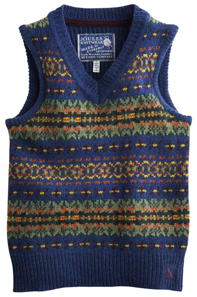Ramsey Knitted Vest