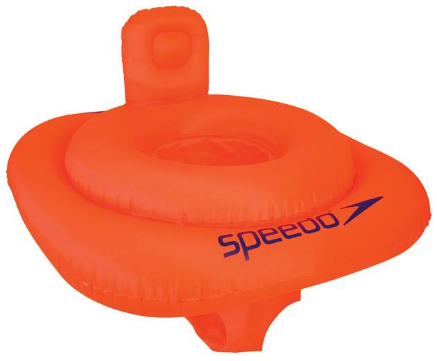 Orange Speedo Swimseat