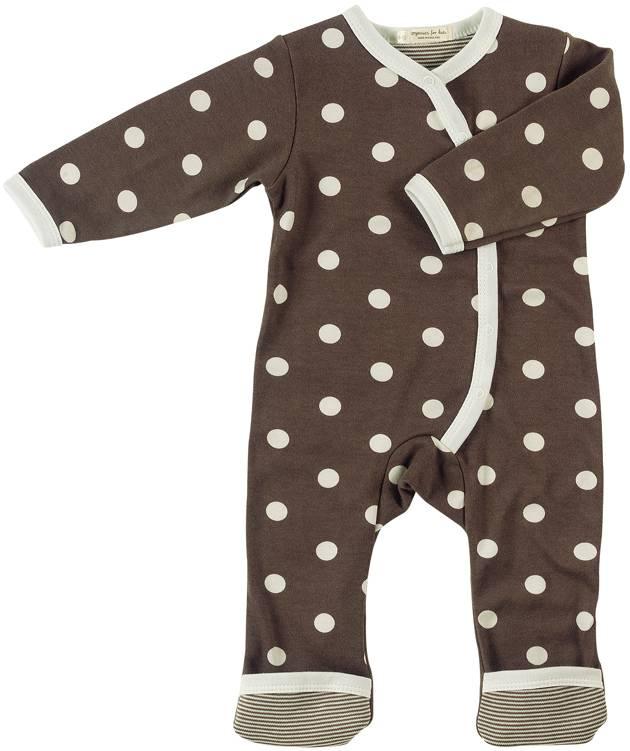 Spotty Romper Suit
