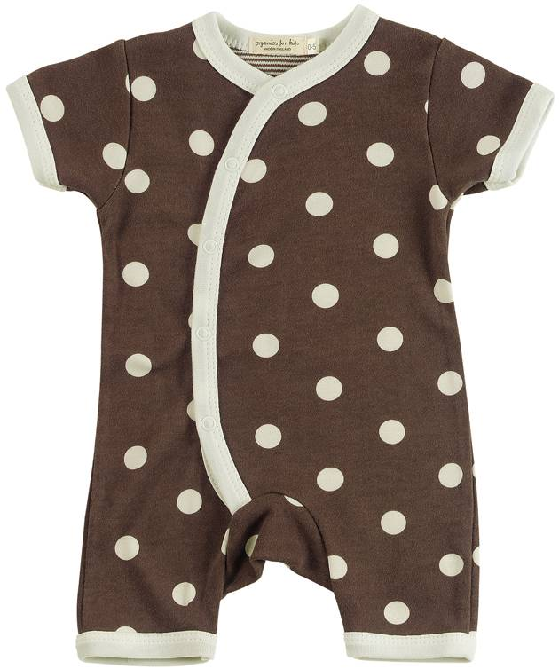 Spotty Chocolate Baby