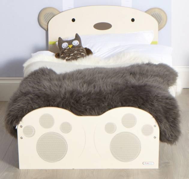 Bear Hug Bed For A Cosy Night's Sleep
