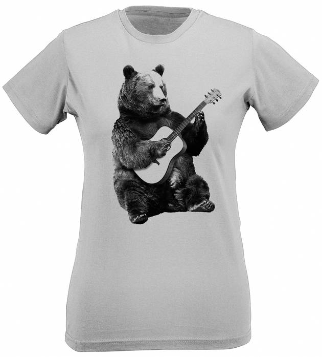 Bear Busking - Girl Cut