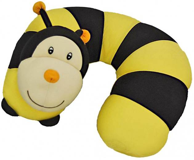Bee Animal Neck Cushion