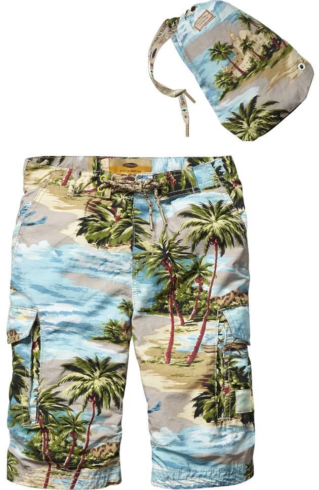 California Style Board Shorts
