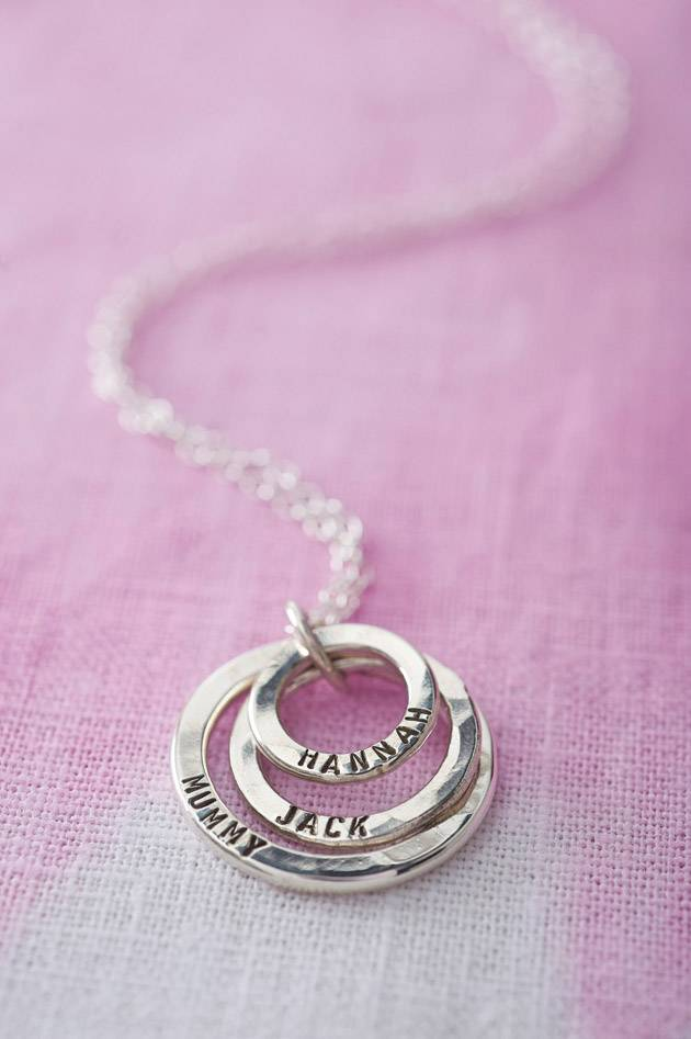 Beautiful Necklace Just For Mum