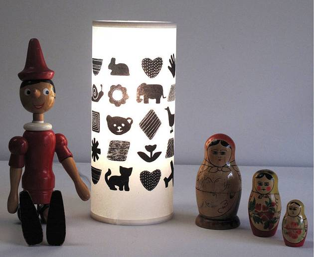 Shapes In Light To Stimulate Learning