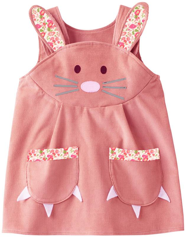 Rabbit Pink Dress