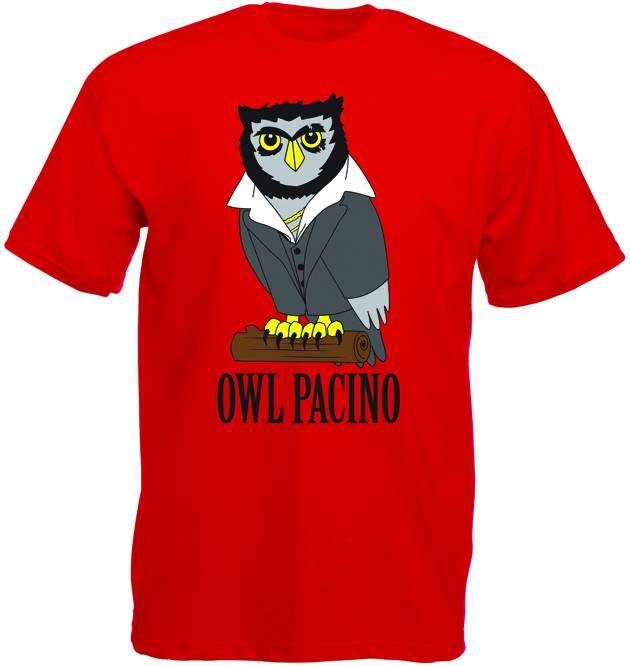Owl Pachino - See Any Resemblance?