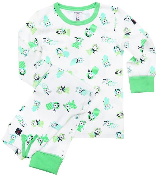 Kids Bunny Pyjamas