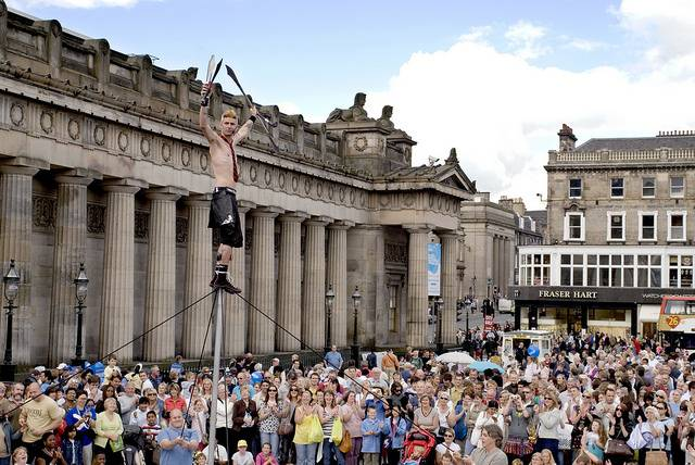 Image: This is Edinburgh.