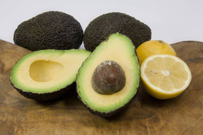 Avocados are a great source of healthy fats