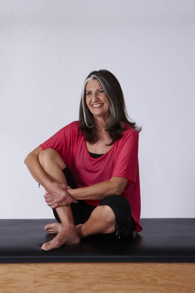 Founder of Body Control Pilates, Lynne Robinson
