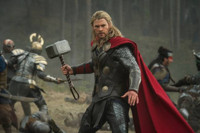 Tent pegging was a breeze when Thor was on the camping trip | Image: Shutterstock