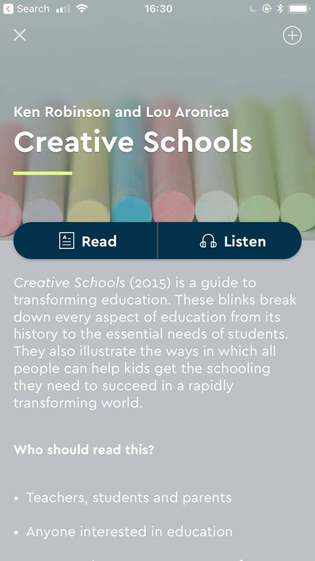 Creative Schools.