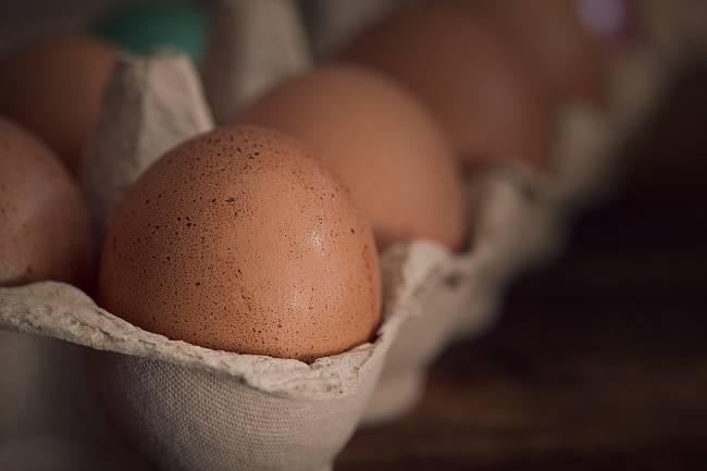 Eggs are a simple, cheap and easy way to get more protein into your diet