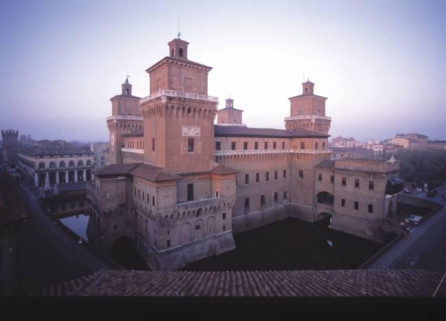 Castello Estense, Ferrara | Image: Luca Gava.