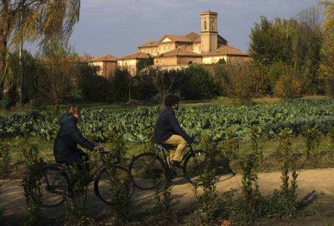 Cycling is a great way to explore the region | Image: Emilia Romagna Tourism.