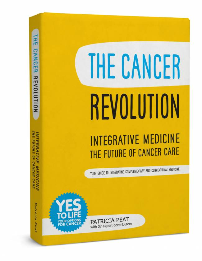 The Cancer Revolution is out now.