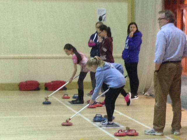The resort employed sneaky tactics to get the sports hall cleaned   Image: Nick Lloyd-Davies