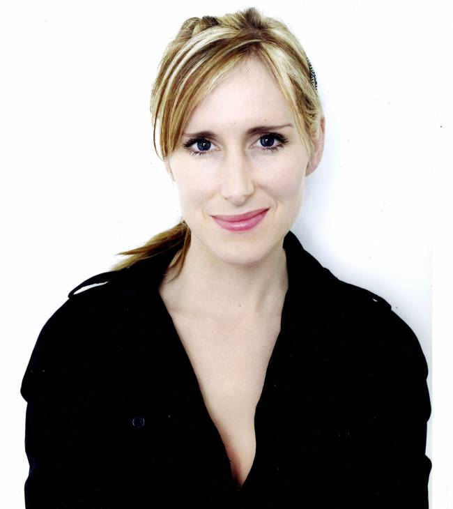 Celebrated author, Lauren Child, will be judging this year's writing competition
