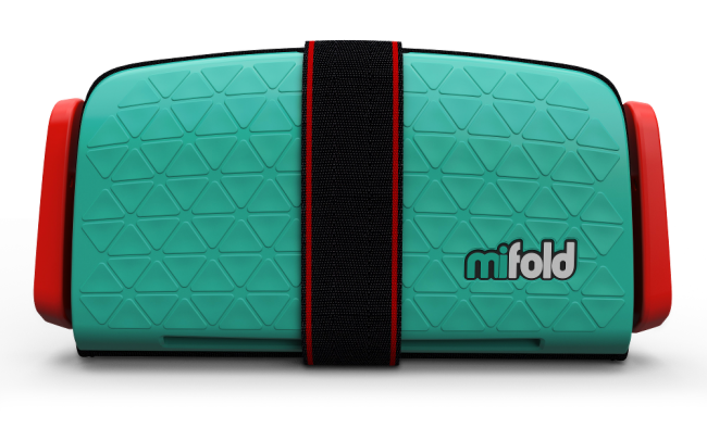 mifold comes in a handy grab-and-go pouch.
