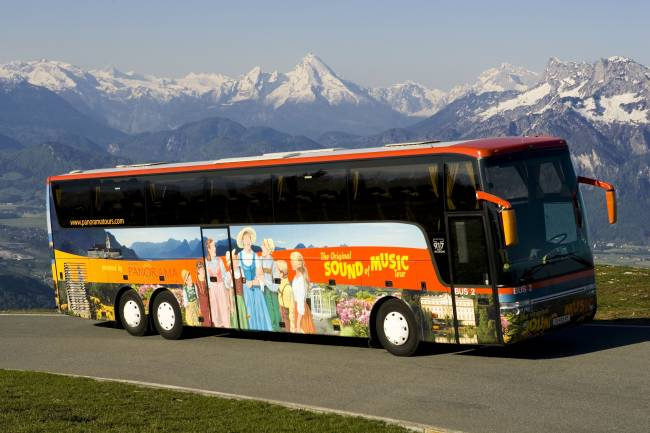 Image: Panorama Tours.