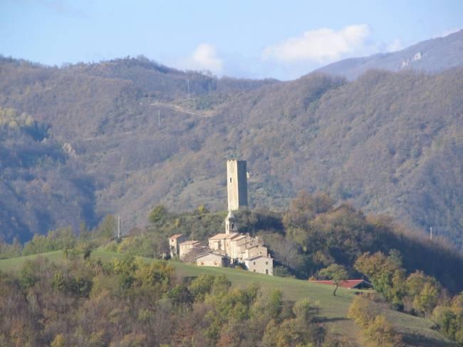 Torre di Bascio, Pennabilli | Image: Emilia Romagna Tourism.