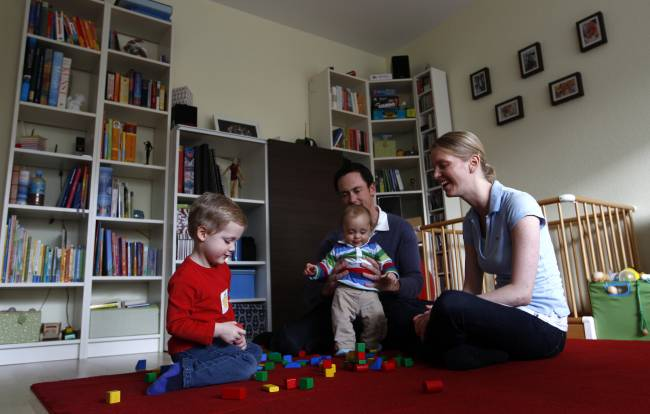 Families may miss out on getting the help they need | Image: Reuters/Michaela Rehle