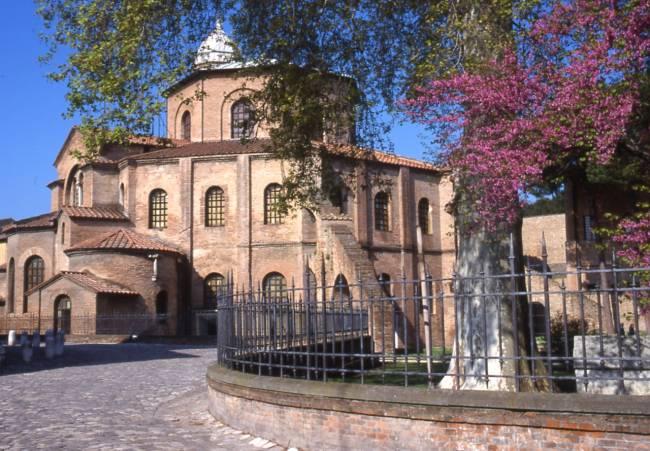 Ravenna' Basilica di San Vitale | Image: Emilia Romagna Tourism.