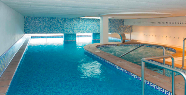 Decisions, decisions... indoor pool or out?