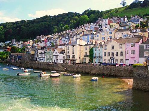 Dartmouth | Image: Visit South Devon.