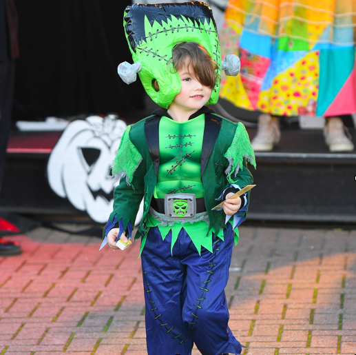 Dreamland has plenty to keep your little monsters busy this Halloween.