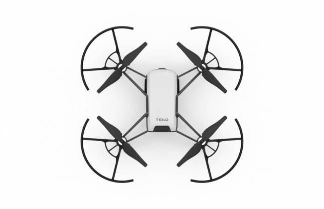 Tello drone.