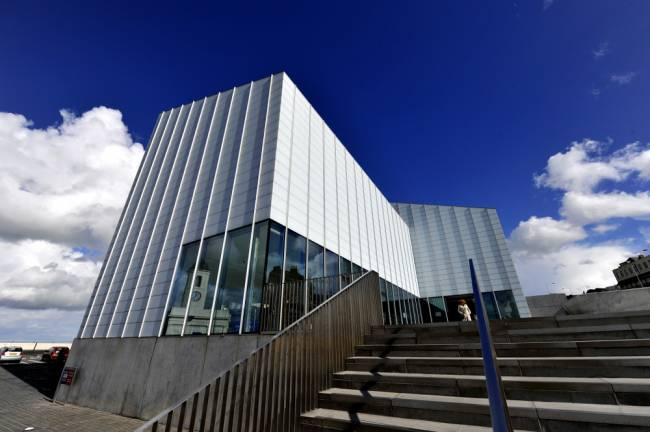 Turner Contemporary | Image: Thanet Tourism.