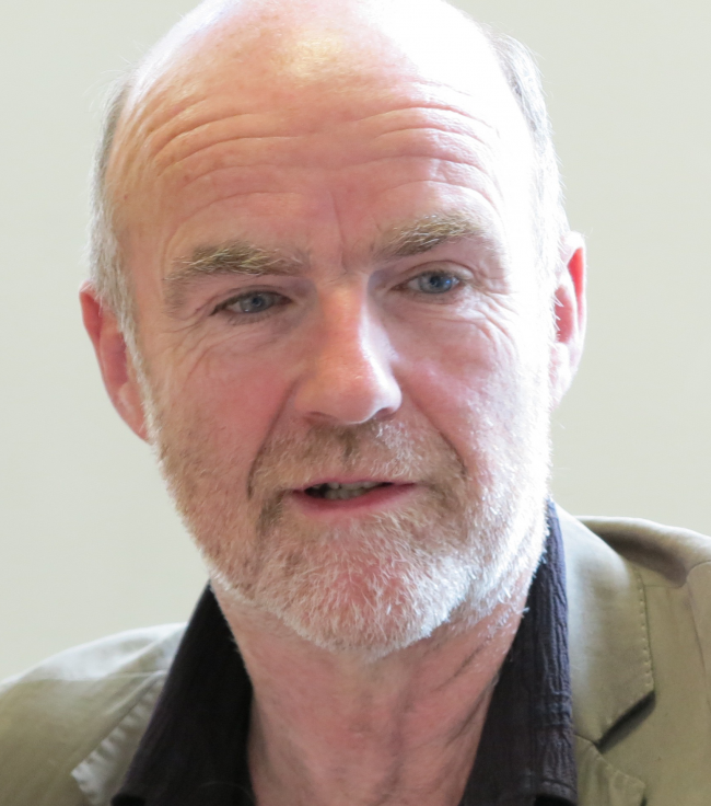 Founder and Chairman of Yes To Life, Robin Daly.