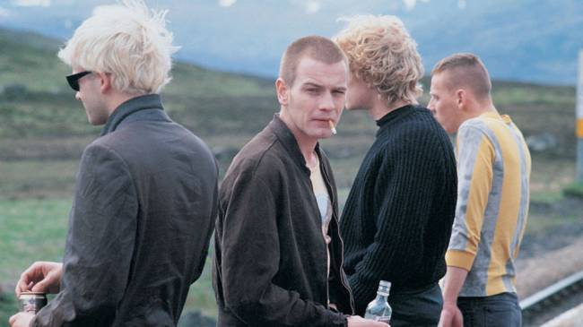 Danny Boyle's Trainspotting and Shallow Grave shot Ewan to stardom | Image: Miramax