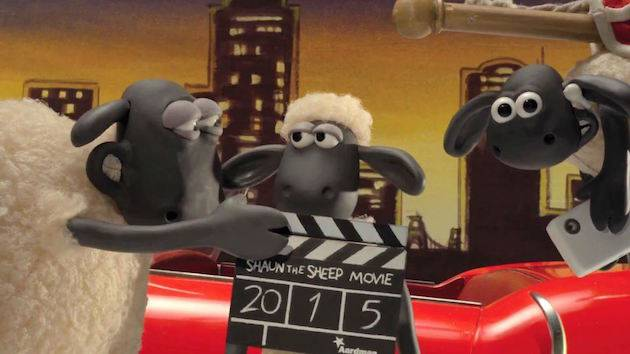 Mr Farmer, I'm ready for my close-up I Image: Aardman