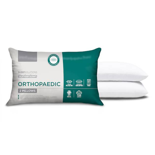 The sooner kids realise they make us need ortho bedding, the better