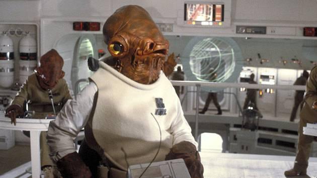 It's a trap! I Image: Lucasfilm/Disney