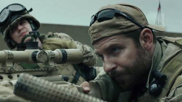 Bradley Cooper lines up possible awards in his sights I Image: Warner Bros.