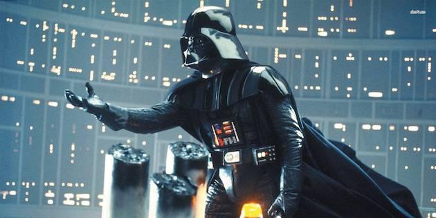 Vader's Strictly dance partner just didn't practice hard enough I Image: Lucasfilm/Disney