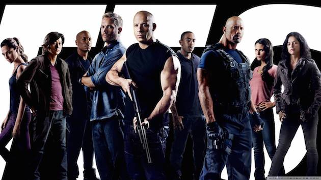 The crew returns I Image: Universal