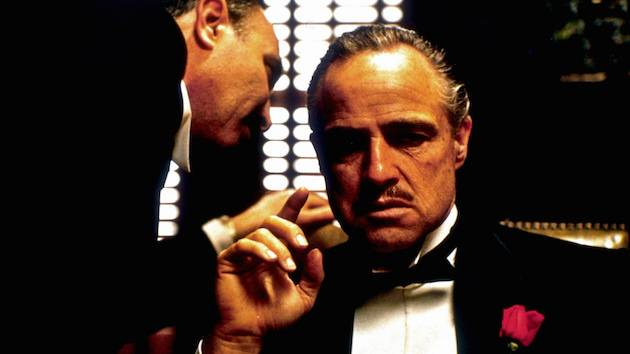 What do you mean Fredo's annoyed with me? I Image: Paramount