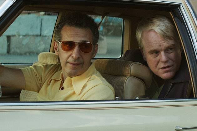 Even sitting in a car, he's a brilliant actor I Image: Arrow Films