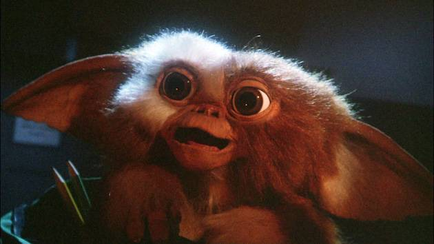 Gizmo watches Billy's Christmas dance practice I Image: Warner Bros.